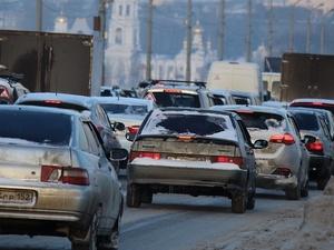 В Нижнем Новгороде запустили проект «Город без пробок»