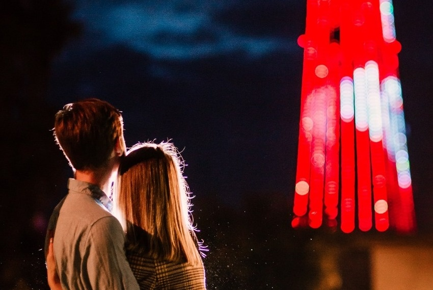 Праздничная подсветка украсит нижегородскую телебашню в День семьи, любви и верности - фото 1