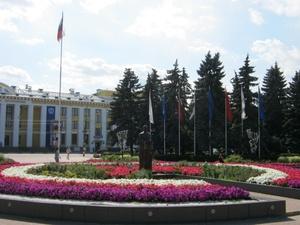 Жаркая и солнечная погода продержится в Нижнем Новгороде до пятницы